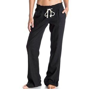 Roxy Oceanside Linen Pants